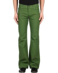 Moschino Jeans - Casual Trouser - Lyst