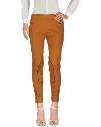 Balenciaga Casual Trouser - Brown