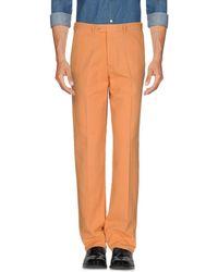 Mabitex Casual Trouser - Orange