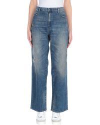 Brockenbow Denim Pants - Blue