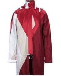 Reebok Overcoat - Red