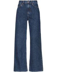 Simon Miller Denim Pants - Blue