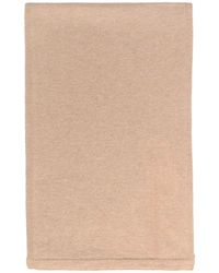 8 by YOOX Scarf - Natural