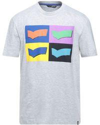 Gas Camiseta - Gris