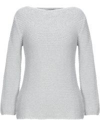Gran Sasso Pullover - Gris