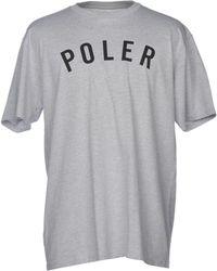 Poler - T-shirts - Lyst