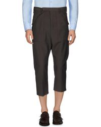 Rick Owens - 3/4-length Trousers - Lyst