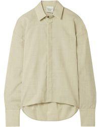 A.W.A.K.E. MODE Shirt - Natural