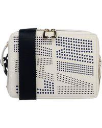 Lanvin Cross-body Bag - White