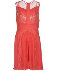 Class Roberto Cavalli Midi Dress - Pink