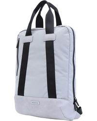 Moleskine Backpacks & Bum Bags - Gray