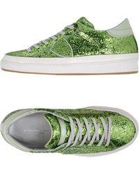 Philippe Model - Low Sneakers & Tennisschuhe - Lyst