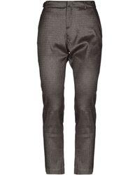 Mkt Studio Pantalones - Gris