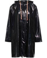 MAX&Co. Overcoat - Black