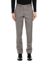 Sartoria Toscana Casual Trousers - Grey