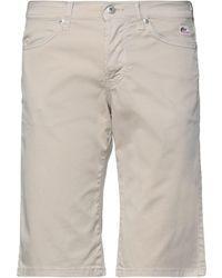 Roy Rogers Shorts & Bermuda Shorts - Natural