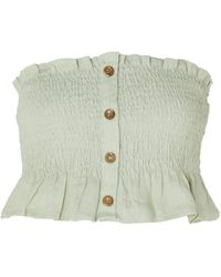 Faithfull The Brand Tube Top - Green