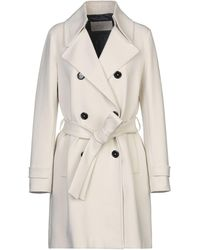 Circolo 1901 Coat - White