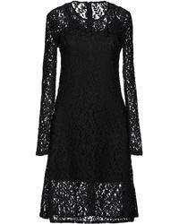 Vero Moda Knee-length Dress - Black