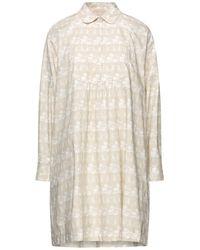 WOOD WOOD Short Dress - Natural