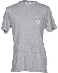 Franklin & Marshall - T-shirt - Lyst