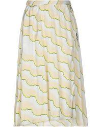 AALTO Midi Skirt - Natural