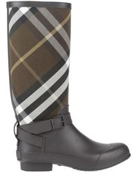 Burberry Boots - Multicolour