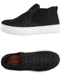 Bernie Mev Sneakers abotinadas - Negro