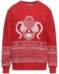 Les Benjamins Sweat-shirt - Rouge
