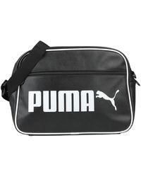 PUMA Cross-body Bag - Black