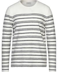SELECTED Sweat-shirt - Blanc
