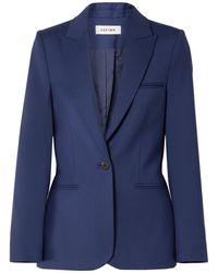 Cefinn Suit Jacket - Blue