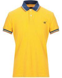 Henry Cotton's Polo Shirt - Yellow