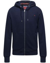 Superdry Sweat-shirt - Bleu