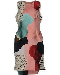 Philosophy di Alberta Ferretti - Knee-length Dresses - Lyst