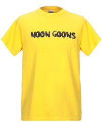 Noon Goons T-shirt - Giallo