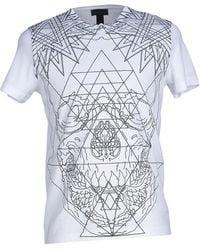 John Richmond - T-shirt - Lyst