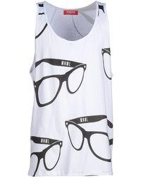 MNML Couture Vest - White