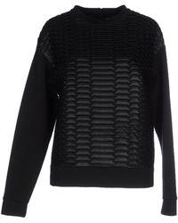 Cedric Charlier Sweatshirt - Black