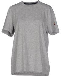 Cooperativa Pescatori Posillipo - T-shirt - Lyst