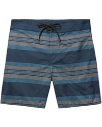 Outerknown Beach Shorts And Pants - Blue