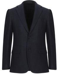 BRERAS Milano Suit Jacket - Blue
