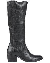 Khrio Boots - Black