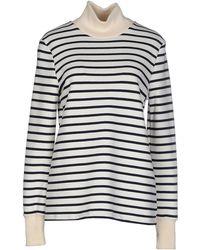 Petit Bateau Sweatshirt - White