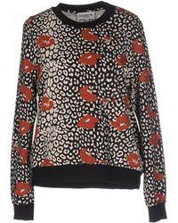 Essentiel - Floral-print Sweater - Lyst