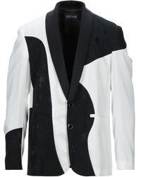 Just Cavalli Suit Jacket - White