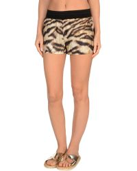 Roberto Cavalli - Beach Shorts And Trousers - Lyst