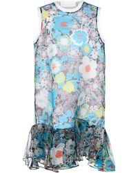 Victoria, Victoria Beckham - Knee-length Dress - Lyst