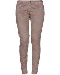 Jeanseng Casual Pants - Multicolor