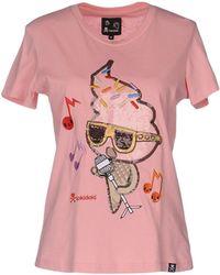Tokidoki T-shirt - Pink